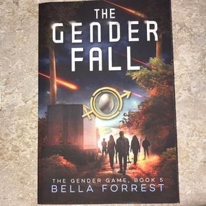Book 5 The Gender Fall of The Gender Game Series